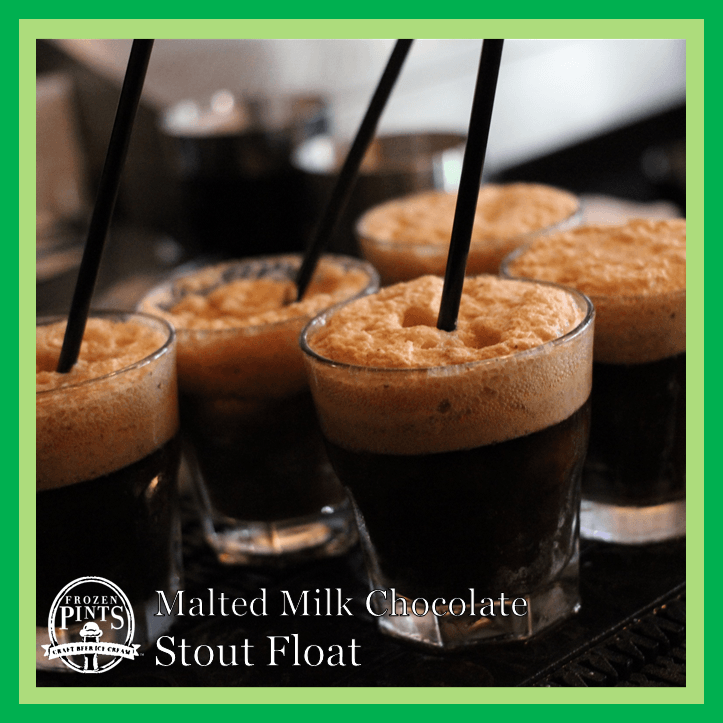 Malted Milk Chocolate Stout Float