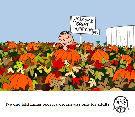The Great Pumpkin Ale